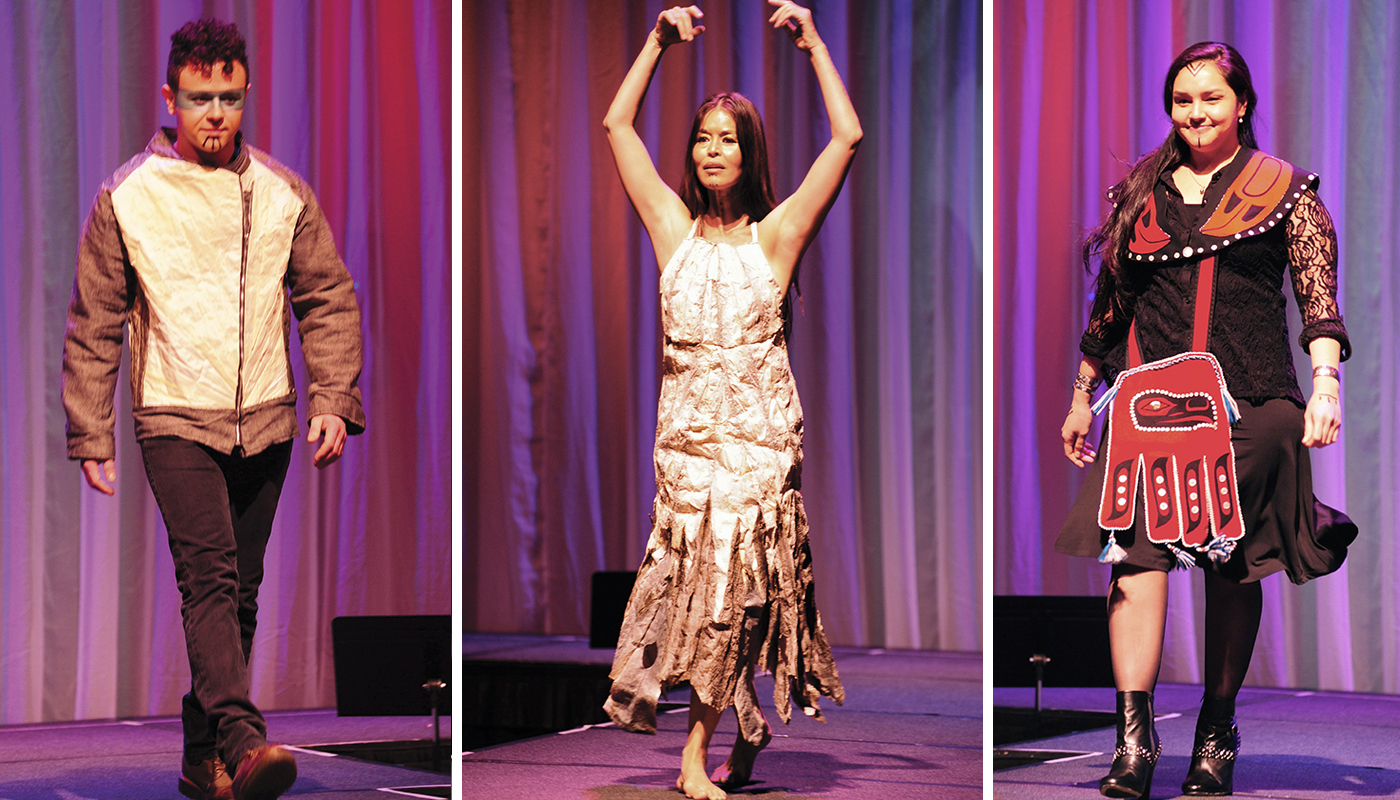 2014 Native Fashion Show, 2014