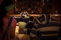 Tlingit elder David Katzeek reveals the history and knowledge embedded in Tlingit place names