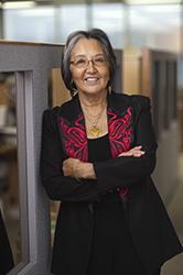 SHI President Rosita Worl